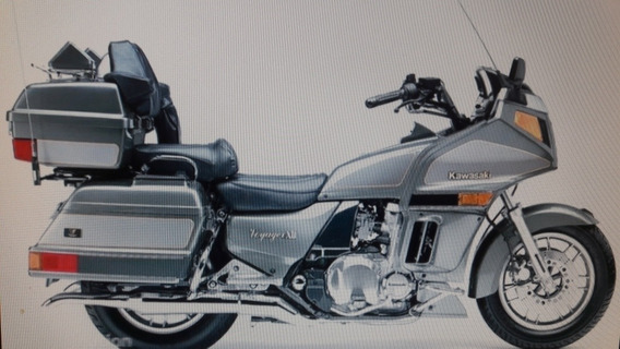Kawasaki Voyager 1200