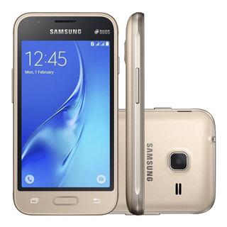 Smart Phone Samsung Galaxy J1 Mini J105 Tela 4 Dual 3g 8gb