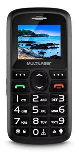 Telefone Celular Para Idosos Vita Dual Chip P9048 Multilaser