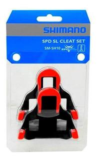 Taquinho Shimano Sm-sh10 Para Pedal Speed Original