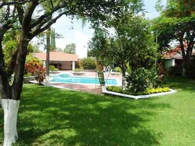 Linda Casa En Condominio Lomas De Cuernavaca