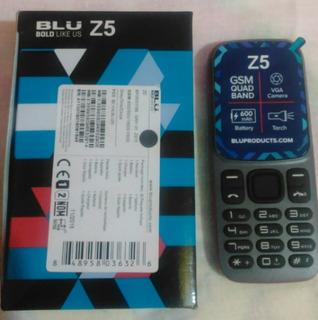 Telefono Blu Z5 Basico Doble Sim