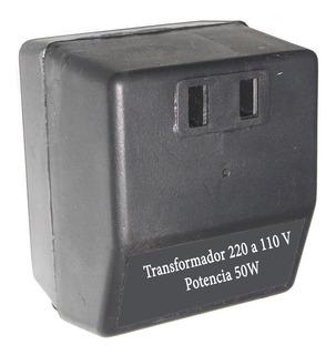 Transformador Trafo 220 110 50w P/ Nintendo Ds Lite 3ds Xl