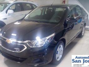 Chevrolet Cobalt Lt 1.8 0km 2017 Entrega Inmediata $ 263600