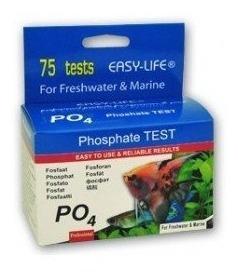 Test Acuario Fosfato Po4 - 75 Mediciones - Easy Life