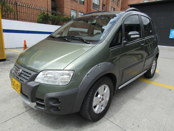 Fiat Idea Hlx Adventure Mt 1800