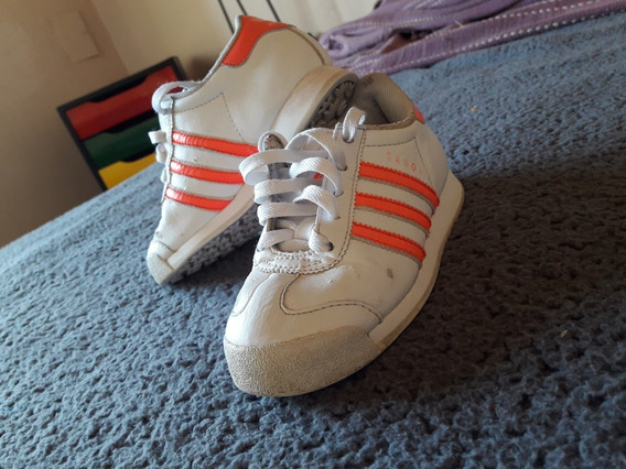 Zapatillas P. Niños adidas Orig. Usadas