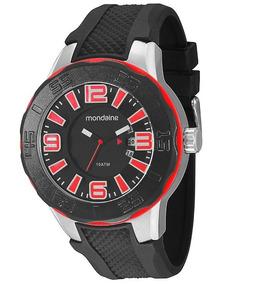 Relógio Masculino Mondaine Esportivo Original - 62018gombnu1