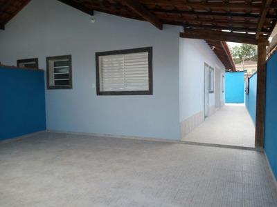 Excelente Casa, Garagem Coberta P. 02 Carros Ref 10