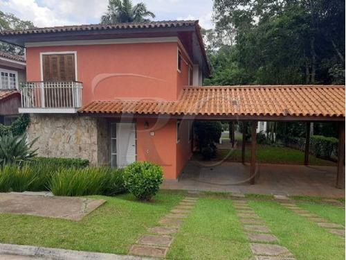 03235 -  Casa De Condominio 4 Dorms. (2 Suítes), São Paulo Ii - Cotia/sp - 3235