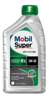 Aceite Mobil 5w30 Mineral Accesorios Para Vehiculos En Mercado
