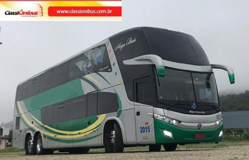 Classi Onibus Vende Dd G7 2012/13 K 400 6x2  Turismo,