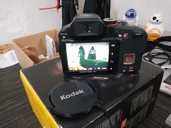 Câmera Filmadora Kodak Esay Share Max