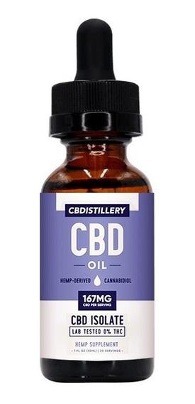 C-b-d Cbdistillery 5000/167mg