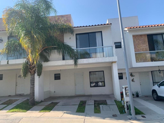 Casa En Renta En El Mirador, Queretaro, Rah-mx-20-3421