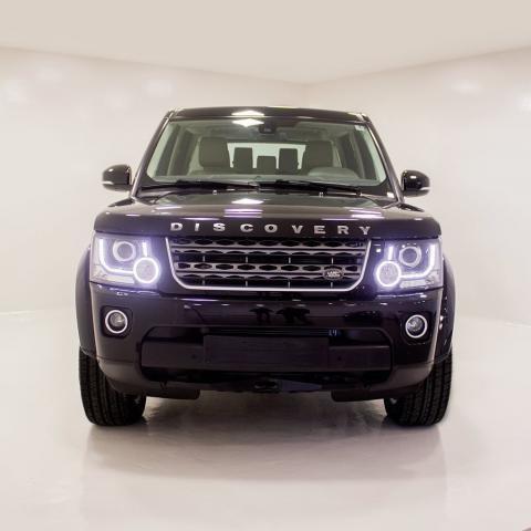 Land Rover Discovery 4 Sdv6 Hse Blindada