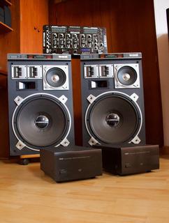 Sonido Amplificador,parlantes,mixer Pioneer,yamaha,sansui