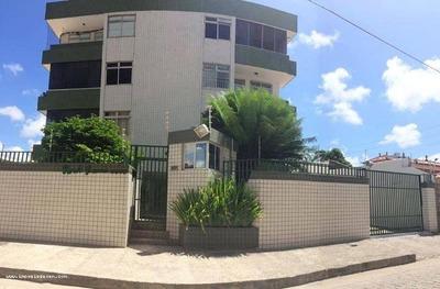 Apartamento Para Venda Em Natal, Lagoa Nova, 3 Dormitórios, 3 Suítes, 3 Banheiros, 2 Vagas - 1132413