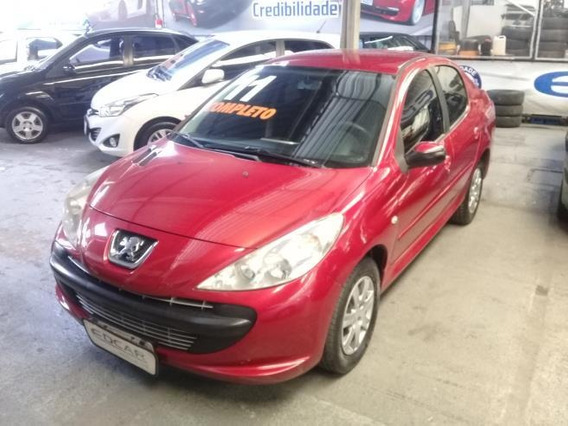 Peugeot 207 Sedan Passion Xr 1.4 Completo Flex