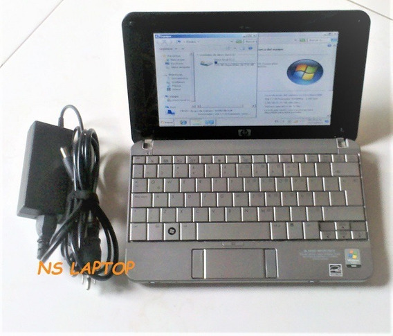 Laptop Mini Hp 2133 Cpu 1.6 2gb Disco 250gb Tm Nueva (130v)