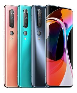 Xiaomi Mi 10 5g Snap 865 90hz 128gb / 8gb Ram Verde