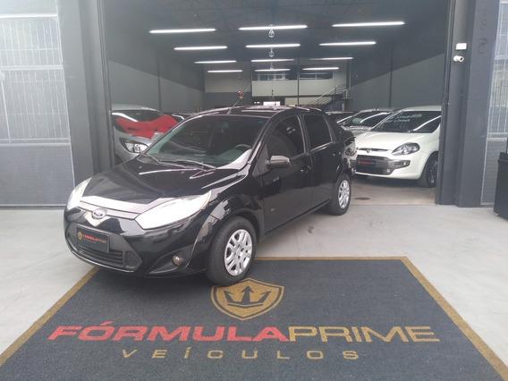 Fiesta Sedan Se 1.0 2014 Preto Completo