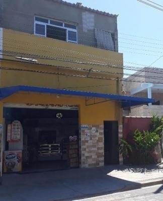 Comércio Na Avenida No Bairro Cabuçu Em Itanhaém - 0120