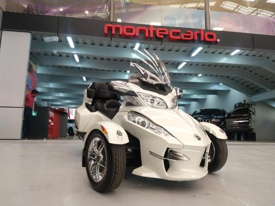 Can-am Spyder Rt 900cc 2012