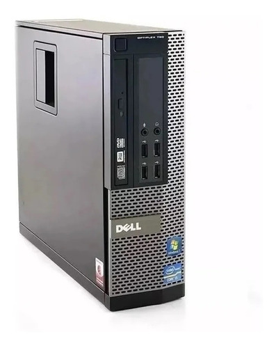Computadora Dell Cpu Intel I5 8gb 500gb Optiplex Tienda