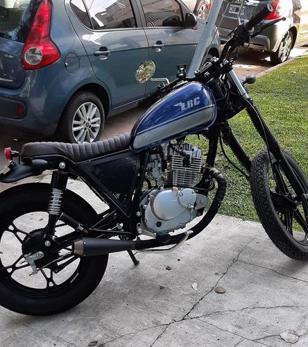 Suzuki Gn 125 Lbc Street Tracker