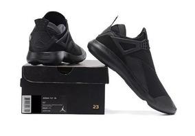 Tênis De Basquete Nike Air Jordan Fly ´89 Camurça Original!