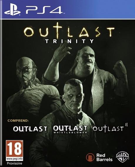 Outlast 2 Ps4 Midia Digital Envio Imediato