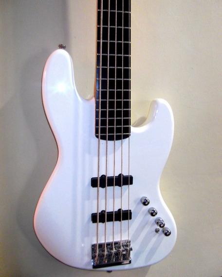 Vendo Mortal Bajo Squier Fender Deluxe V Jazz Bass