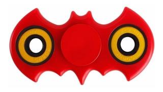 Spinner Batman Rojo Fidget