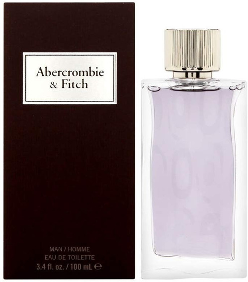 Perfume Firts Instinct Homme Abercrombie & Fitch 100m