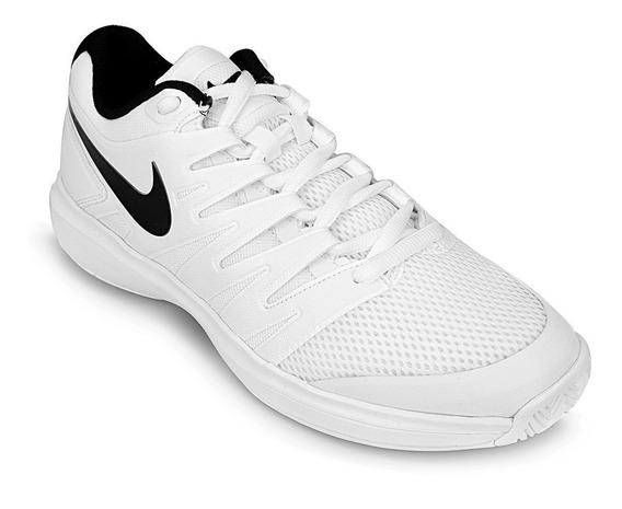 Zapatilla Nike Tenis Air Zoom Prestige Hc Hombre + Envio