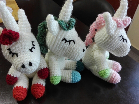 Cómo tejer un unicornio a crochet (amigurumi unicorn tutorial ... | 426x568