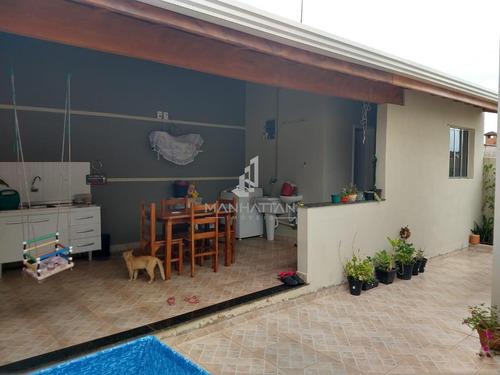 Imagem 1 de 19 de Casa À Venda Em Jardim João Paulo Ii - Ca004897