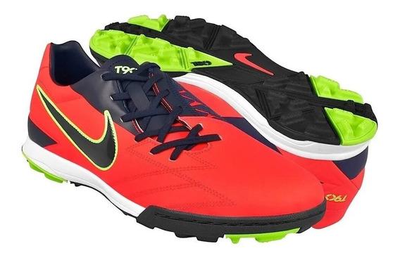 Tenis Nike Unisex Naranja T90 Shoot Iv Tf 472560643