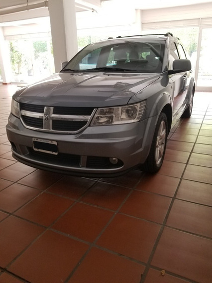 Dodge Journey 2.7 Rt Atx (3 Filas)+dvd+techo 2011