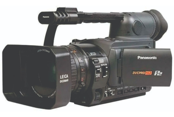 Câmera Profissional Panasonic Ag-hvx200p Dvcpro Hd