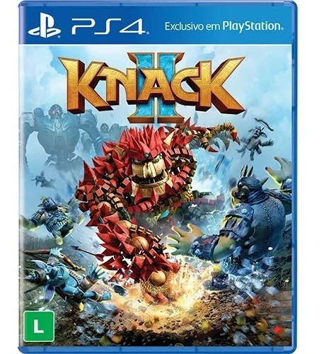 Knack 2 Ps4 Digital