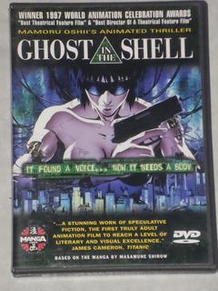 Ghost In The Shell - La Pelicula Anime De 1995 - Importada