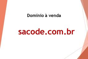 Domínio Sacode.com.br