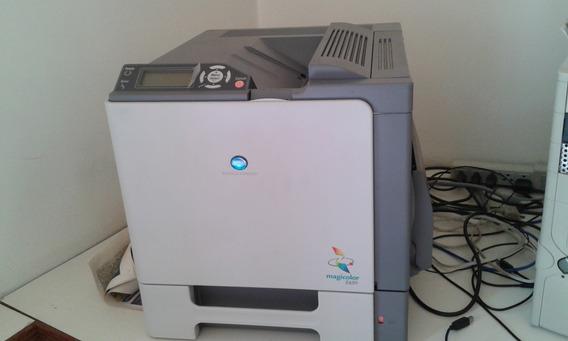 Impressora Konica Minolta 5450 - Usada - Shopmix2009