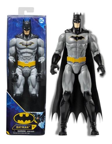Imagem 1 de 5 de Boneco 30 Cm Batman Dc Renascimento - Spin Master