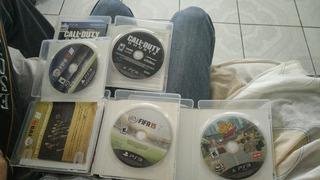 4 Juegos Ps3