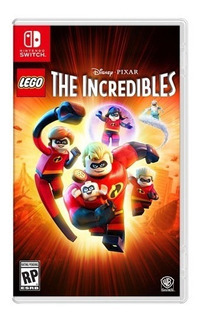 Lego The Incredibles Nintendo Switch - Prophone