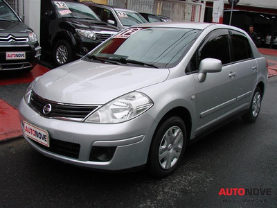 Nissan Tiida 1.8 Sedan Manual 2012