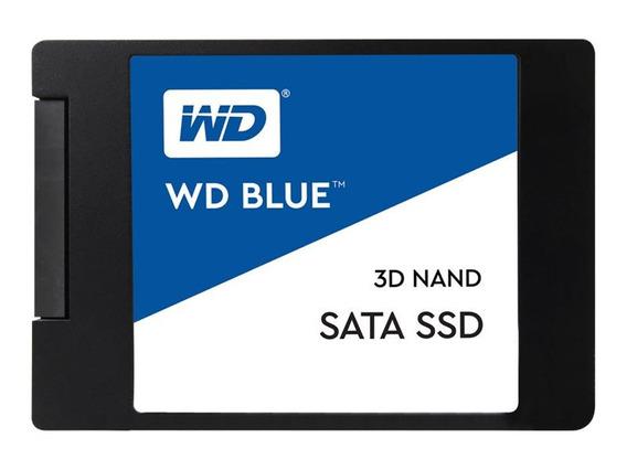 Disco Rigido 500gb Wd Ssd 3d Blue Sata
